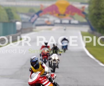 PSV Tirol Motorrad Fahrtraining Salzburgring 23. Mai 2013