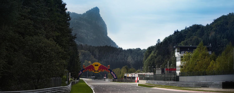 Salzburgring Rennstrecke