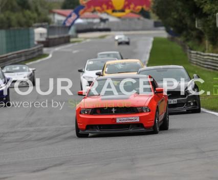 Freies Fahren Salzburgring 18. September 2016