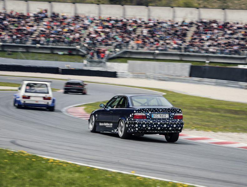 Freies Fahren auf dem Salzburgring 01.05.2017